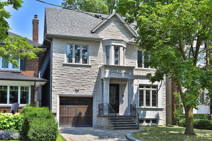 124 Old Orchard Grve' Toronto' Ontario M5M2E2 <br>MLS® Number: C4563100<br>For Sale: $3'495'000<br>Bedrooms: 4