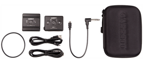 "Garrett Z-Lynk Wireless System: ¼"" Headphone Kit"