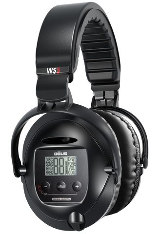 XP DEUS WS5 WIRELESS HEADPHONES