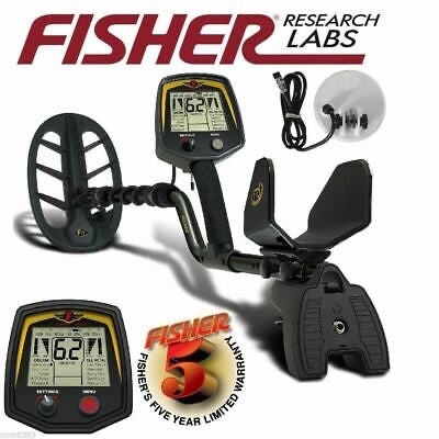 FISHER F75 LIMITED EDITION (WITH TWO COILS)