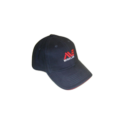 Minelab Hat - Black