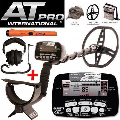 Garrett AT Pro International,Pro-Pointer AT And Accessories