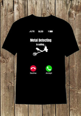 Metal Detecting is Calling
