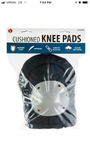 Cushioned Knee Pads