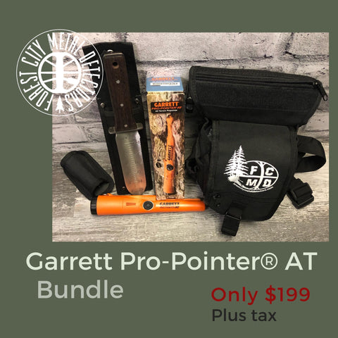 Garrett Pro-Pointer AT Bundle