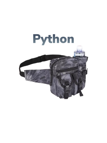FCMD Waist pouch with bottle holder