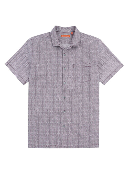 Tori Richard Hapa Tapa Men's Shirt