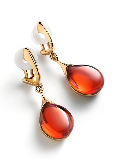 GALEA Clip-On Earrings