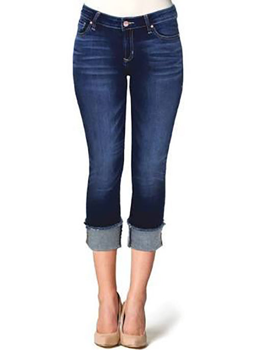 Dear John -Playback Cuffed Jeans in Lola