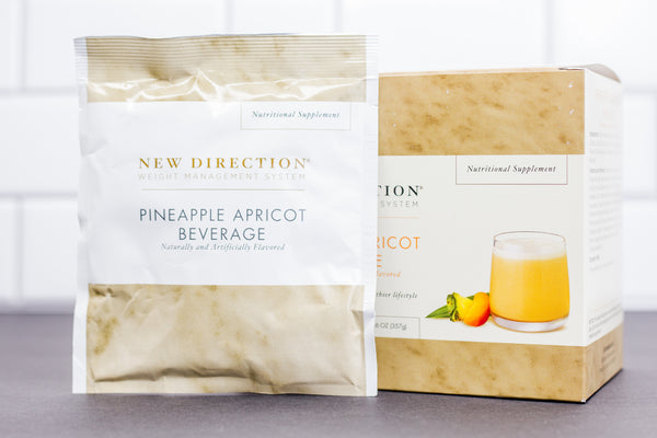 Pineapple Apricot Beverage