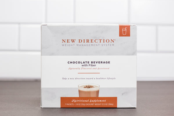 Natural Chocolate Beverage w/ Fiber