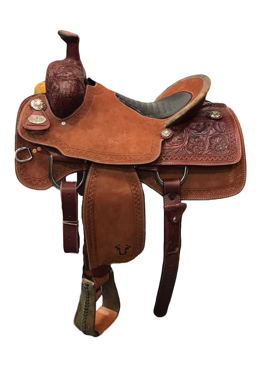 Team Roping Saddle UBTR-032