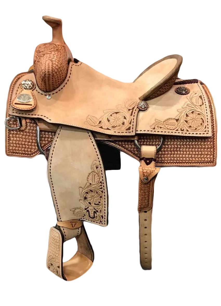 Team Roping Saddle UBTR-033