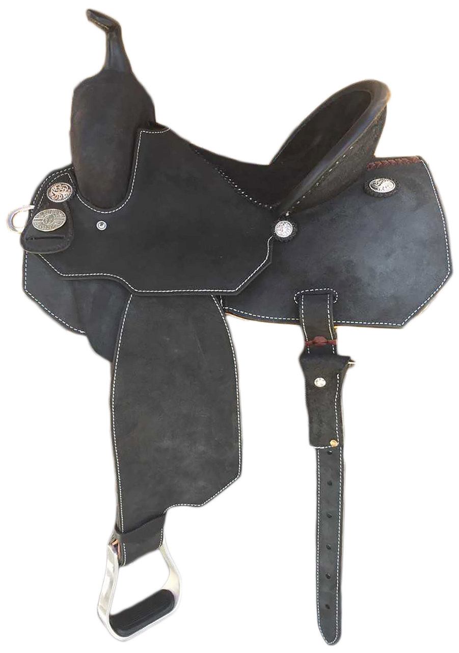 Unbranded Barrel Saddle UNBR-010