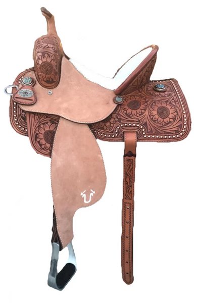 Barrel Saddle UBBR-332
