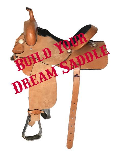 Build Your Dream Barrel Saddle!