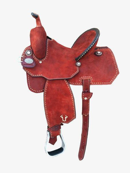 Barrel Saddle UBBR-011