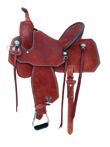 Barrel Saddle UBBR-258