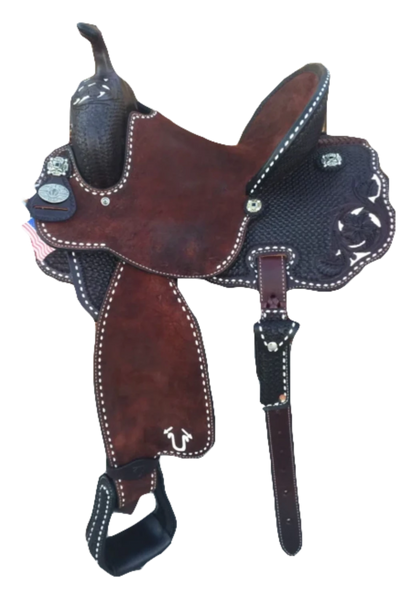 Barrel Saddle UBBR-010