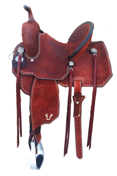 Barrel Saddle UBBR-012