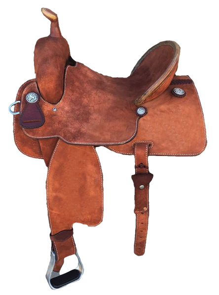 Unbranded Barrel Saddle UNBR-002