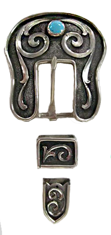 Headstall Buckle 002