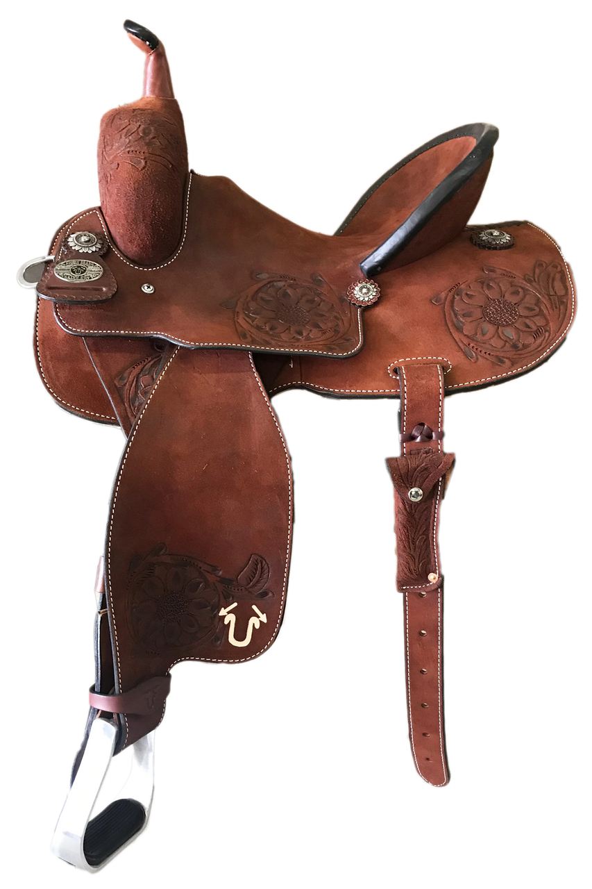 Barrel Saddle UBBR-035