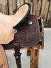 Barrel Saddle UBBR-384