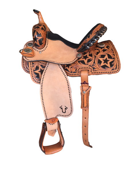 Barrel Saddle UBBR-004