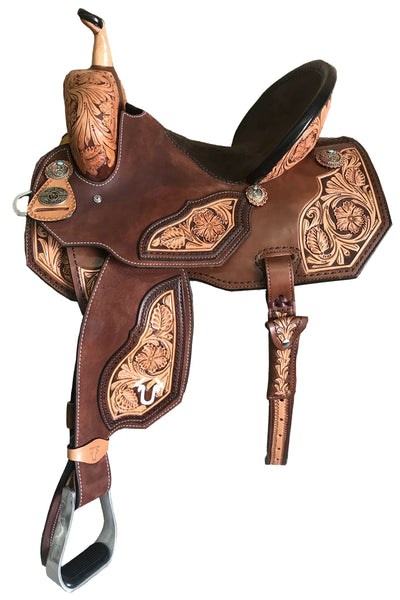 Barrel Saddle UBBR-040
