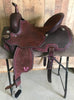 Barrel Saddle UBBR-041