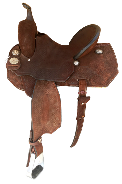 Unbranded Barrel Saddle UNBR-012