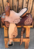 Barrel Saddle UBBR-382