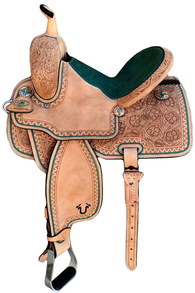 Barrel Saddle UBBR-033