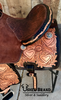Barrel Saddle UBBR-036