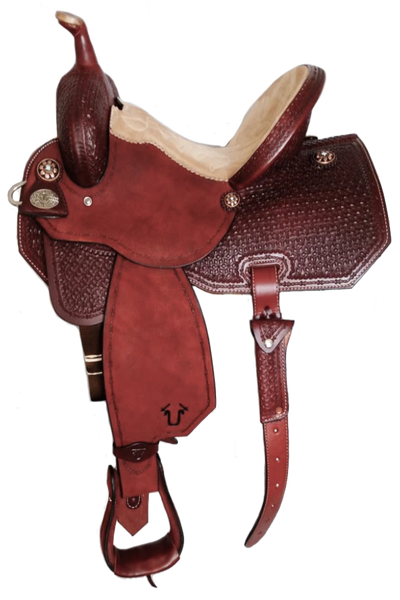 Barrel Saddle UBBR-034