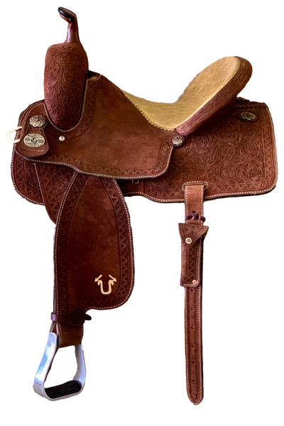 Barrel Saddle UBBR-039