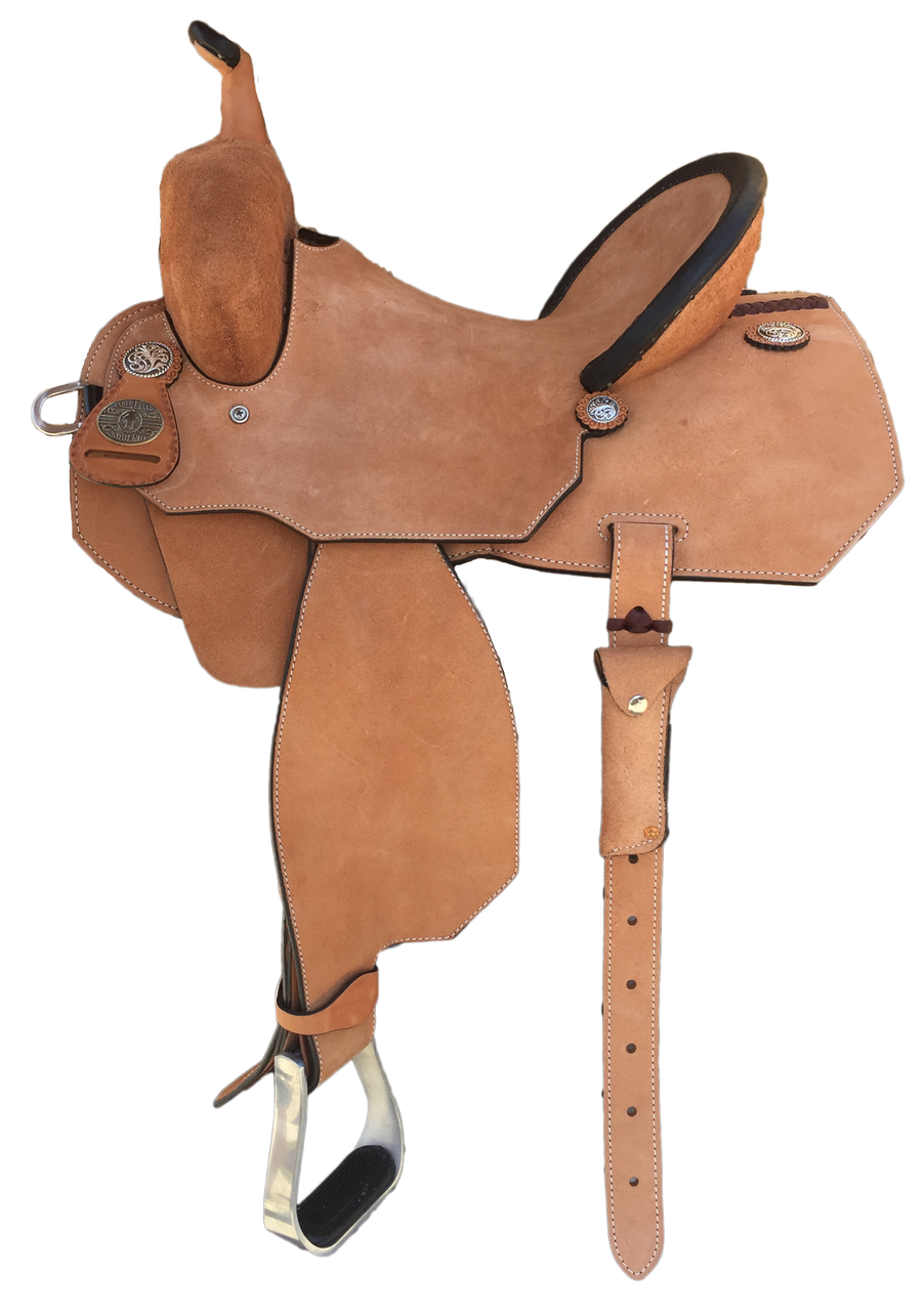 Unbranded Barrel Saddle UNBR-011