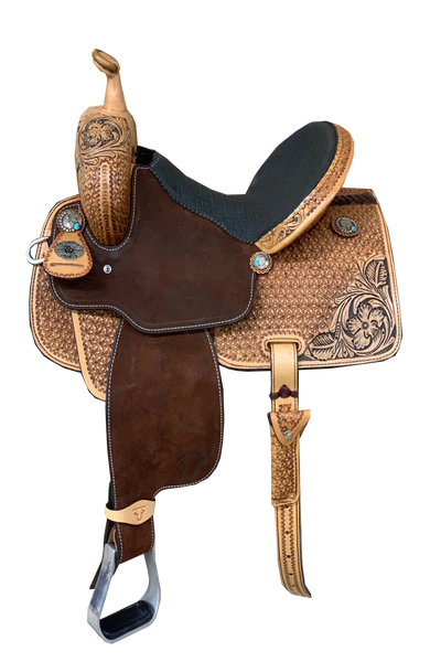 Barrel Saddle UBBR-076