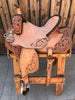 Barrel Saddle UBBR-383