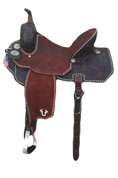 Barrel Saddle UBBR-236