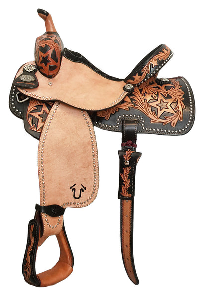 Barrel Saddle UBBR-007
