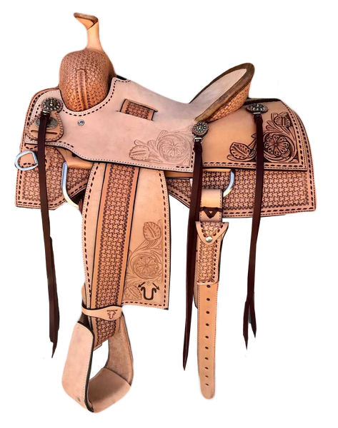 Team Roping Saddle UBTR-035
