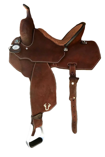 Barrel Saddle UBBR-657
