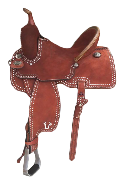 Barrel Saddle UBBR-679