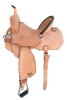 Barrel Saddle UBBR-018