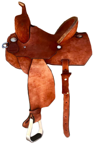Unbranded Barrel Saddle UNBR-013