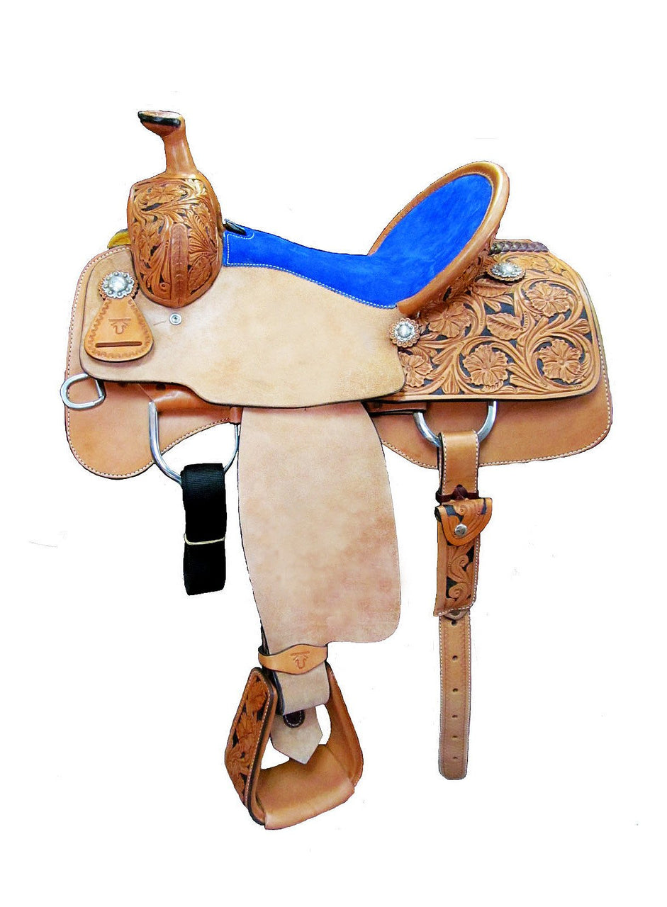 Team Roping Saddle UBTR-002