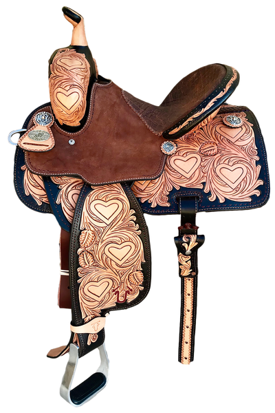 Barrel Saddle UBBR-893