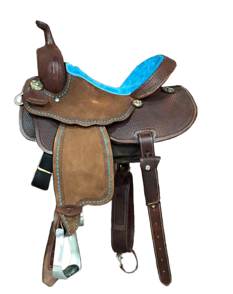 Barrel Saddle UBBR-003